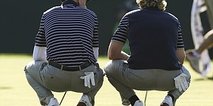 Jim Furyk: 2012 in Pictures