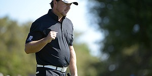 Graeme Mcdowell: 2012 in Pictures
