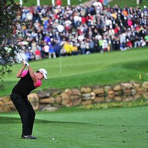 December 2, 2012: Bo Van Pelt during the final round of the World Challenge by Northwestern Mutual golf tournament at Sherwood Country Club in Thousand Oaks, California John Green/CSM