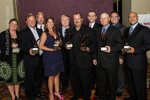 Turner Construction was recently honored with eight (Top Winner) 2012 Excellence in Construction Awards by the Associated Builders and Contractors, Central Florida Chapter.