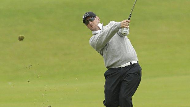 David Duval at the Open Championship.