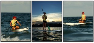 Stacy Lewis&#39; new hobby: Paddleboarding