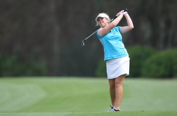 Coastal Carolina's Brittany Henderson