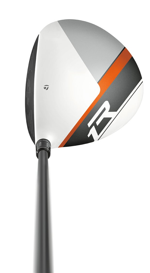 The new TaylorMade R1 driver.