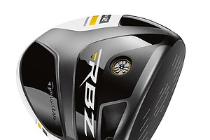 TaylorMade's RBZ Stage 2 driver.