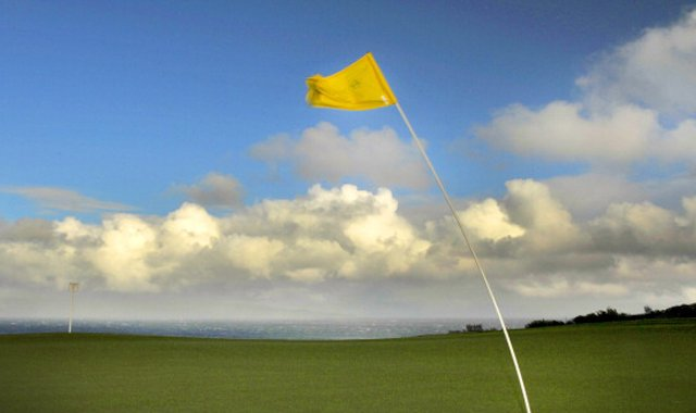 Due to high winds, the PGA Tour's season opener, the Hyundai Tournament of Champions, has been postponed until Sunday.
