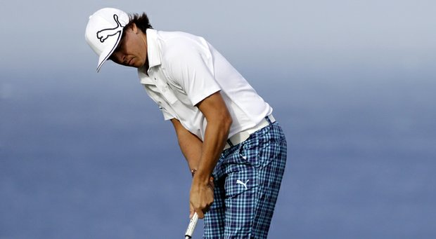 Rickie Fowler during the Hyundai Tournament of Champions