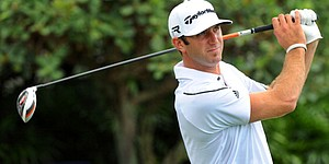 2013 Hyundai TOC winner: Dustin Johnson