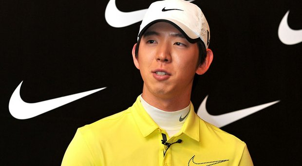 Seung-Yul Noh has been added to the growing Nike family.