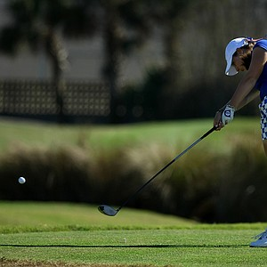 Ashlan Ramsey at the 87th South Atlantic Amateur at Oceanside Country Club.