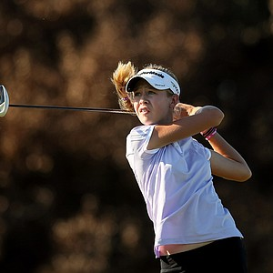 Nelly Korda at the 87th South Atlantic Amateur at Oceanside Country Club.