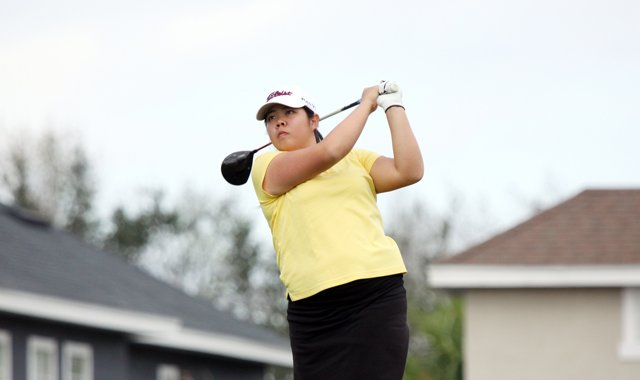 Bethany Wu takes a two-shot lead into the final round of the Annika Invitational at Reunion Resort.
