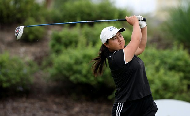 Lydia Choi during the Annika Invitational at Reunion Resort.