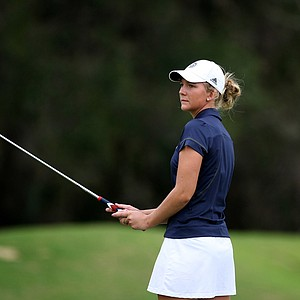 Linnea Strom during the Annika Invitational at Reunion Resort.