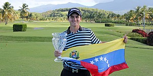 Garcia, 17, makes first PGA Tour cut