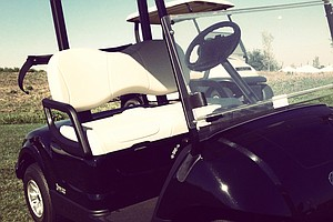 Yamaha's new Electronic Fuel Injection golf carts