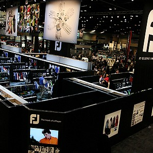 FootJoy on the show floor during the 2013 PGA Merchandise Show.