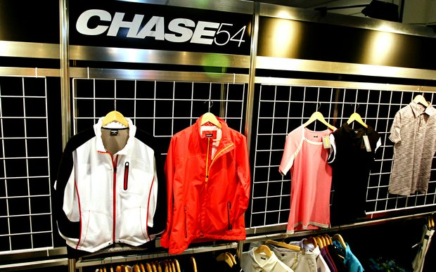 A sample of the 2013 outerwear by Chase54.