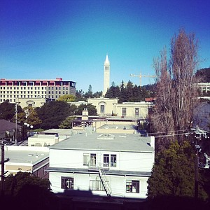 A look at the campus at UC Berkeley.