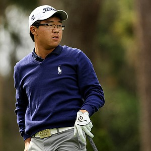 Jim Liu during the 2013 Jones Cup Invitational at Ocean Forest.