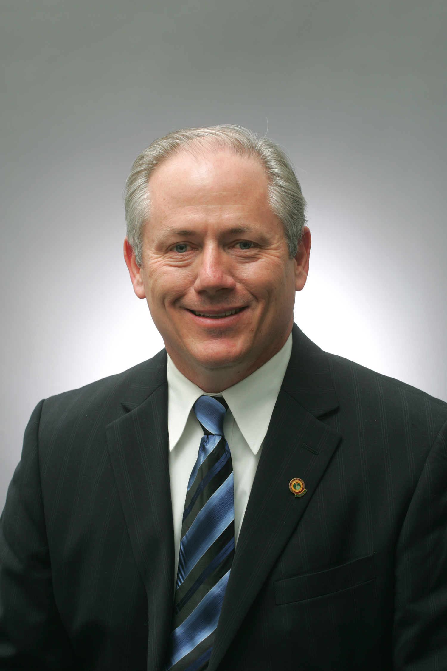 Pat Finlen, GCSAA President