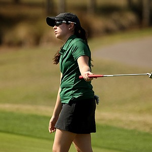 Sylvia Garces of Tulane during the UCF Challenge at Red Tail Golf Club in Sorrento, Fla.