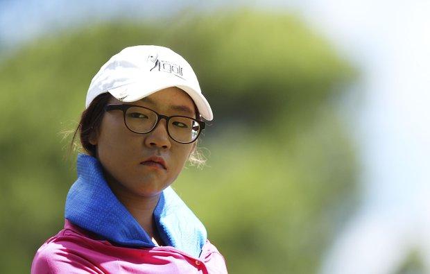 Lydia Ko will battle Jiyai Shin in what looks like a two-woman battle at the ISPS Handa Australian Open on Sunday.