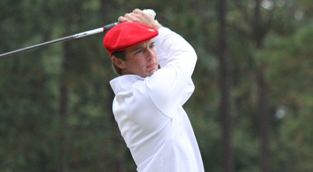 Bryson DeChambeau is the top-ranked player on the SMU team.