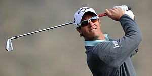 Colsaerts opens in 63, takes two-shot lead at Italian Open