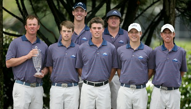 University of North Florida was declared the winner at  the weather shortened John Hayt Invitational at Sawgrass Country Club.