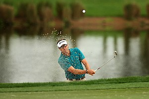 Robert Allenby at No. 1 during the Pro-Am at the Honda Classic on Wednesday.