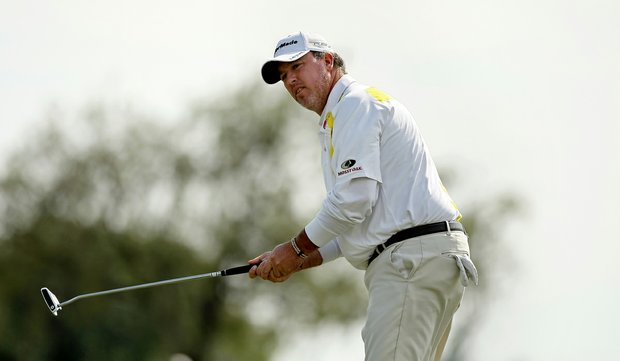 Boo Weekley at No. 7 during the Honda Classic on Saturday.
