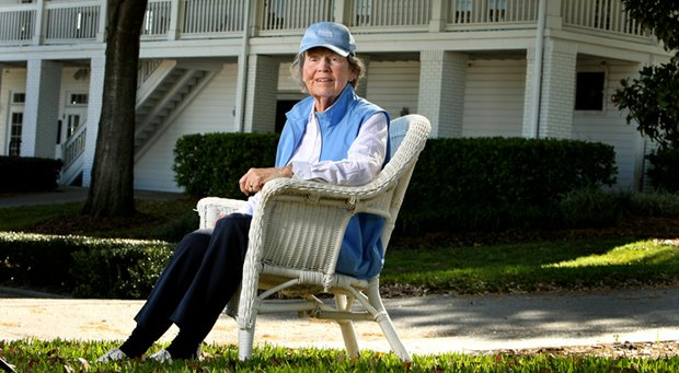Rollins College has hosted a women's tournament with Peggy Kirk Bell's name on it since 1977.