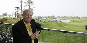 Nicklaus to visit Presidents Cup contender in Asia
