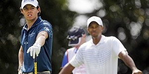 5 Things: McIlroy, Woods find different agendas