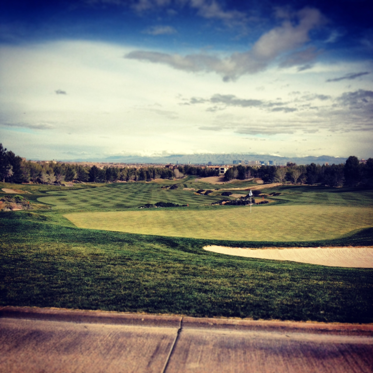 No. 8 at Southern Highlands