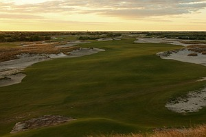 No. 1 Blue on Streamsong Golf Resort.