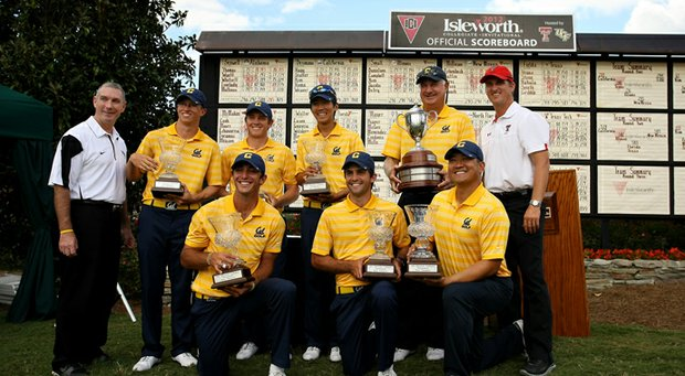 California won the Isleworth Intercollegiate during the fall season to start 5-0 on the year. They have won eight of their last nine tournaments.