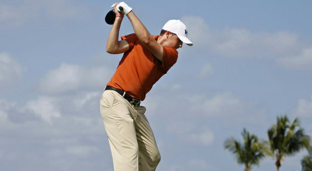 Jordan Spieth at the Puerto Rico Open on Sunday, March 10, 2013 in Rio Grande, Puerto Rico.