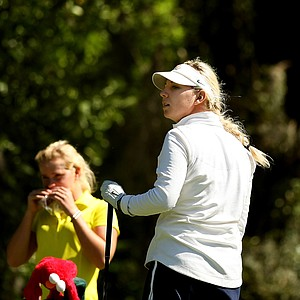Portland Rosen of Virginia during the Sun Trust Gator Women's Invite.
