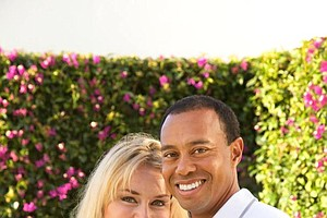 Tiger Woods and Lindsey Vonn are now a couple.