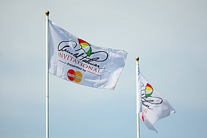 Tuesday of the Arnold Palmer Invitational at Bay Hill Club and Lodge.