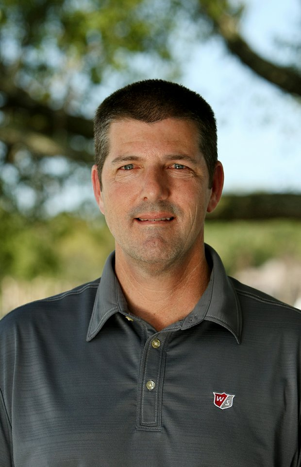 Ron Graham with sunscreen product Golfers Skin.