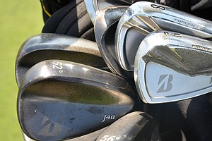 Brandt Snedeker returns to action at Bay Hill and will uses these Bridgestone J40 irons and wedges.