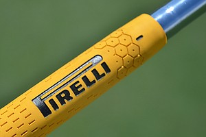 Francesco Molinari expects to get good handling around Bay Hill with his new Pirelli grips.