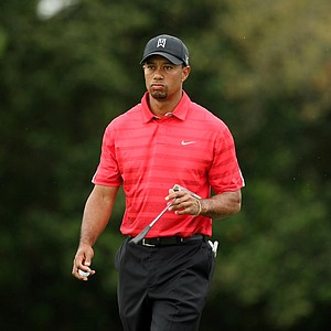 Tiger Woods during the final round at Arnold Palmer Invitational at Bay Hill.