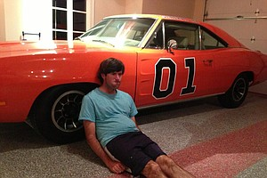 Bubba Watson doing his version of #Dufnering.