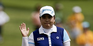 Inbee Park climbs to top of Rolex Rankings