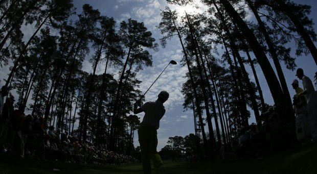 Forecasts call for clear skies on four of the six days this week, but thunderstorms on Thursday and Friday could wreak havoc at Augusta National.