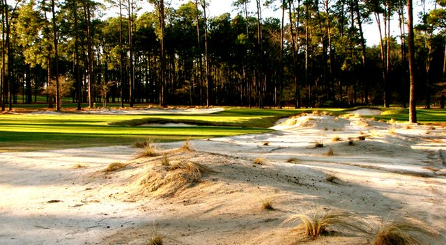 No. 6 at Mid Pines Inn & Golf Club in Southern Pines, N.C.